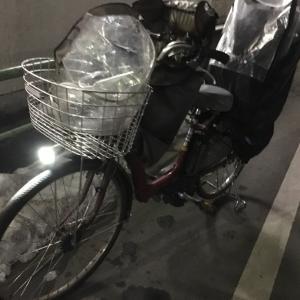 電動自転車、逝く