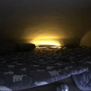 ジルの寝具の冬支度