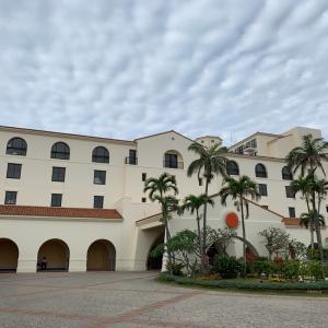 クリスマスは沖縄で⑤ホテル日航アリビラ
