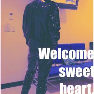 #Welcome  愛されてますね