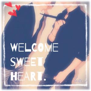 # Welcome 真っ白....