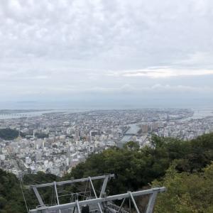 諏訪神社⇒観音寺 2021/09/26