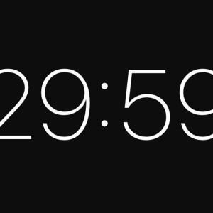 -実験- 輪ジミはどのぐらいの時間で発生するのか その3