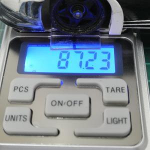 【頭おかカーの】ミニッツ はかり2台で前後重量計測!【秘密だぞw】
