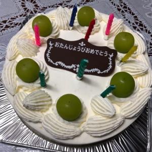 17歳の誕生日
