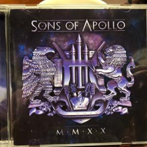 SONS OF  APOLLO  「M.M.X.X」