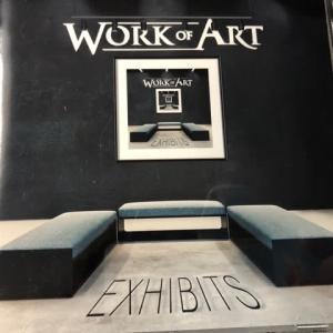 WORK OF ART 「EXHIBITS」