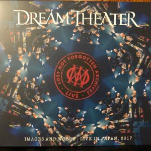 DREAM THEATER 「Images and words -LIVE IN JAPAN 2017」