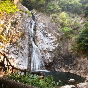 布引の滝ハイキング と ちょこっとラン