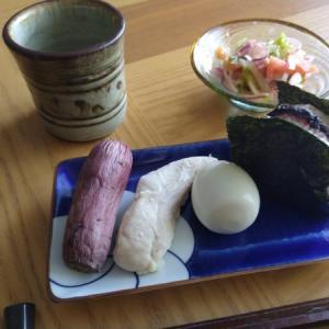 在宅勤務中の今日のお昼ご飯