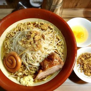 【デカ盛り】ヒノブタセカンド 越谷市 ラーメン大を麺増しすり鉢で☆ブラッシュアップされたタイミングで初訪問【注目】