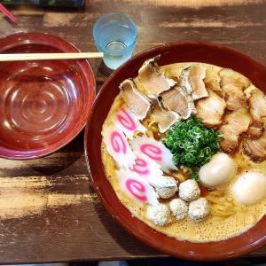 【デカ盛り】大阪の「らぁめん まるなか」チャレンジメニューに挑戦☆3kgクラスの具沢山ラーメン【絶品】
