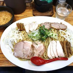 【デカ盛り】中華そば 煌星(きらぼし)草加市 メガつけ麺を魚介と煮干しのWつけ汁で☆学生サービスも充実【満足】