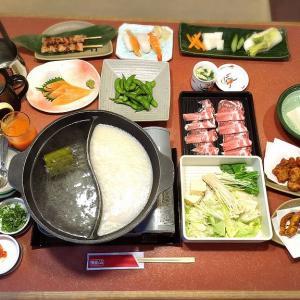 【チェーン店】華屋与兵衛しゃぶしゃぶと寿司食べ放題コースがパワーアップしてた♪揚げ物からデザートまで【豊富】