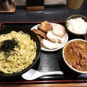 【激ウマ】秋田らーめん はま もつ煮つけ麺大盛りと限定ゆずラーメン☆ご飯必須のハマる一杯【注目】