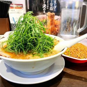 【大食い】来来亭 川越市 葱ラーメンのがっつりA定食と焼肉ポーク☆こってりウマ~な味付けが最高【駐車場あり】