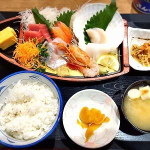 【豪華】がってん食堂大島屋 気軽に食べられる舟盛刺身定食とメニュー紹介【海鮮が豊富】