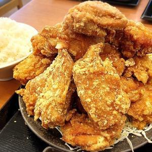 【20個】からやま名物のデカ盛り定食ご飯大盛りを一人で食べつくし!【完全に山】