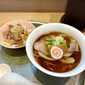 【新店】中華そば 深緑 東松山 選べる黒・白出汁の実食とメニューを紹介【注目】