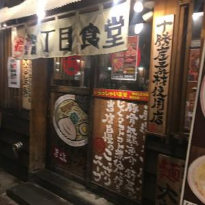 これぞしめラー?夜しかやってないラーメン屋さん ラーメン・豚丼専門 拾丁目食堂