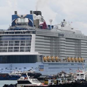 【news】航海再開のクァンタム・オブ・ザ・シーズ乗船者にコロナ陽性反応、後に偽陽性に