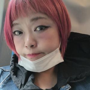 大阪に向かっております〜!