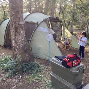 【キャンプ場より】ホウリーウッズ久留里キャンプ村