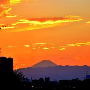優美なる【富士山】雄姿❢❢と夕景