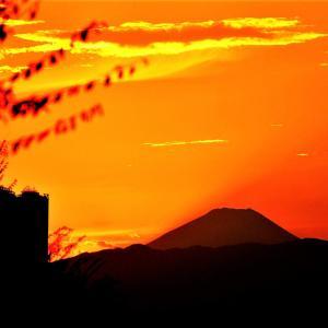 優美なる【富士山】雄姿