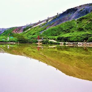 北アルプス【八方池】の光景❢❢