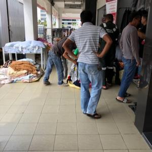 マレーシアは只今『古着』ブーム。でも、そこまで~?主人の趣味についていけない。