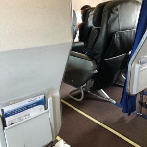 一時帰国の旅路はすてき②数年ぶりにマレーシア国内線をマレーシア航空で移動。興奮しまくりの一時帰国