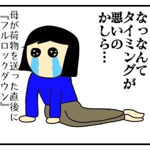 今日のマレーシアでの不幸話【5】『フルロックダウン』の直前に送られた日本の母からの荷物