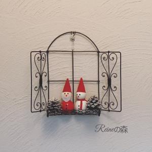クリスマス間近の飾り付け