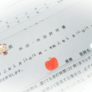 入院【神経内科⑬】(外泊) 2020/5/29〜