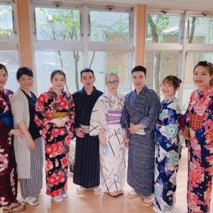 日本に行った介護技能実習生からの連絡ヾ(*´∀`*)ノ