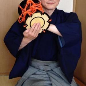 (本人動画)能楽師・重要無形文化財保持者、森澤勇司さんも花粉症に悩まされていたが水素のお陰で出なくなったと言う一人です