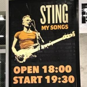 スティング コンサート
