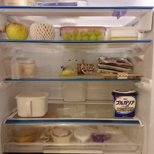 冷蔵庫の確認とお買い物とチューバー主婦。