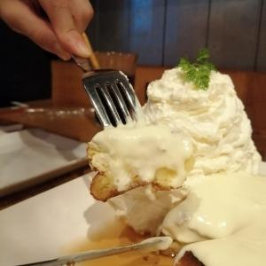 東京 御徒町 Cafe ASANでハンモックとパンケーキ