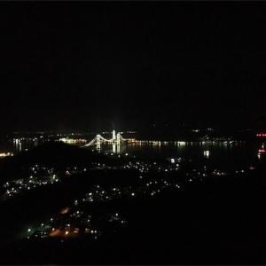 (地域ネタ)白鳥大橋を舞台にハーフマラソン!!
