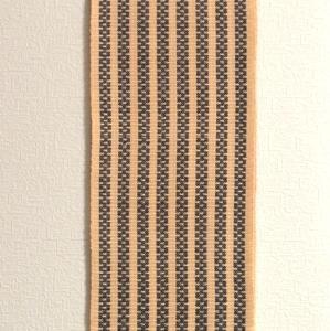浮き織りのマフラー2枚完成