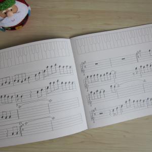 生徒さんの弾きたい曲をアレンジ