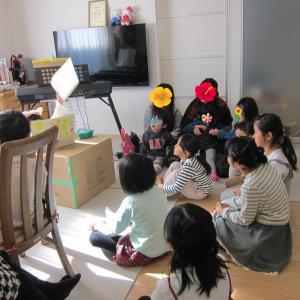 教室クリスマス会を開催