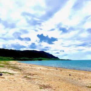 天気がぱっとしない石垣島です