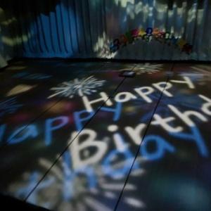 誕生日、ありがとう !!