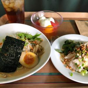 【TDS】夏の定番!ヴォルケイニアレストランの冷やし担々麺