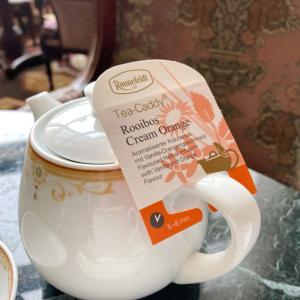ドリーマーズ・ラウンジで頂けるロンネフェルトの紅茶があまりに美味しかったので色々調べてみた