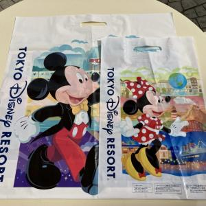 【TDR】東京ディズニーランド&シーの新しいお土産袋紹介