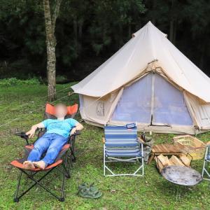 コスパ最高&積載に優しい。無重力的寝心地のALL CAMPのリクライニングチェアが最高でした